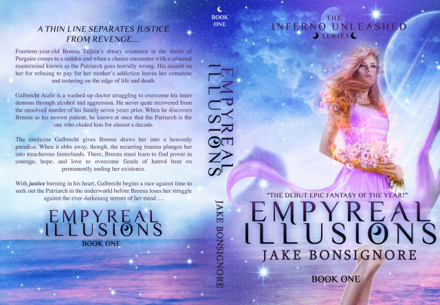 Empyreal Illusions: Book One of The Inferno Unleashed (Wrap)