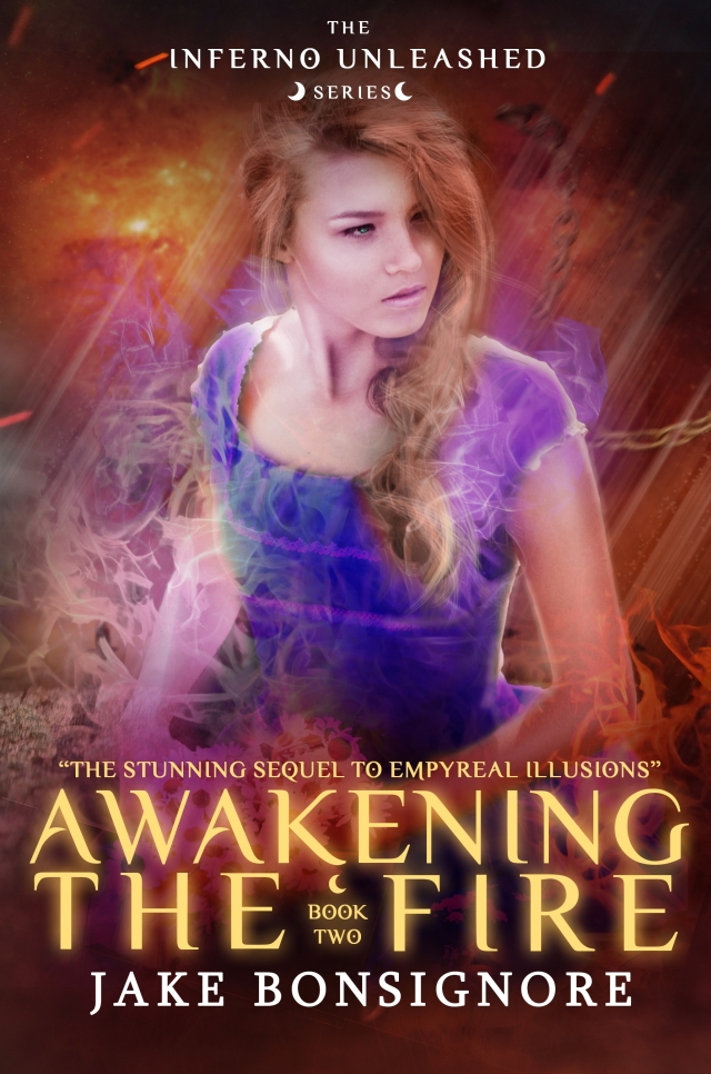 Awakening the Fire (Cover)