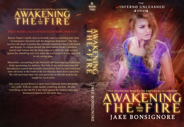 Awakening the Fire (Wrap)