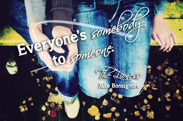 Everyone's Somebody